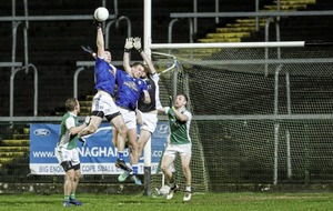 Fermanagh facing relegation battle as Cavan keep their cool to break Brewster record