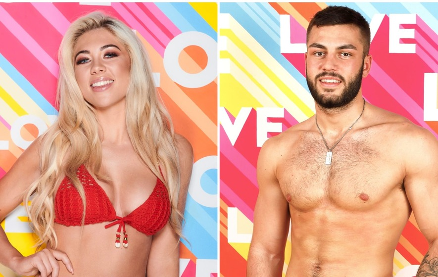 Paige Turley and Finley Tapp win Love Island