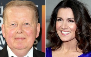 Bill Turnbull and Susanna Reid reunite as co-hosts on breakfast television