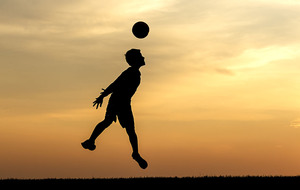Primary school children banned from heading footballs