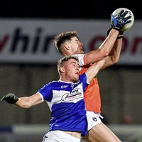 Niall Grimley rues one that got away after Armagh miss chance to stay top of Division Two in Westmeath
