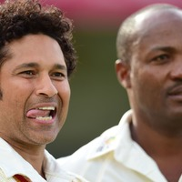 Trump mispronounces cricketer Sachin Tendulkar's name at rally in India