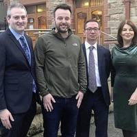 Sean Mooney becomes new SDLP councillor in Derry