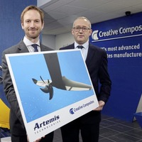Artemis Technologies in new 'eFoiler' partnership with Creative Composites