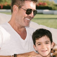 Simon Cowell and son Eric, six, sign deal for seven children's books
