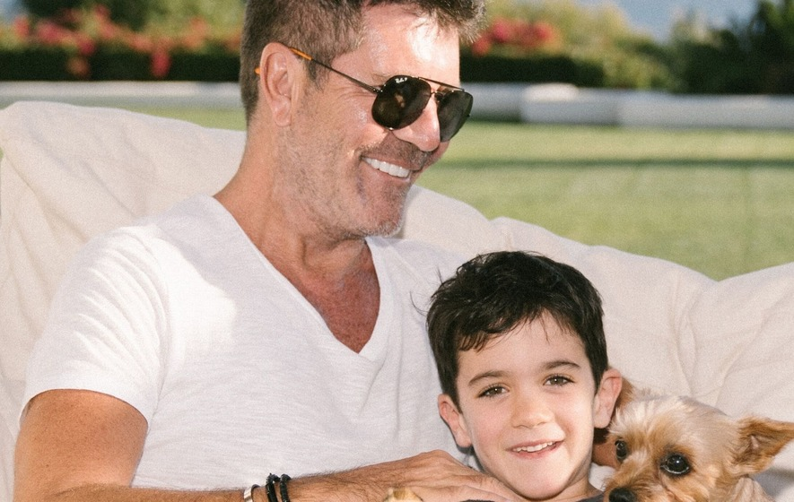 Simon Cowell And Son Eric Six Sign Deal For Seven Children S Books The Irish News
