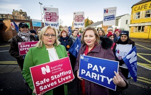 Nurses and NHS workers back deal to end strike action