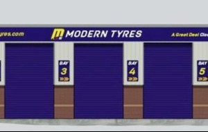 Modern Tyres progress with Newry factory and new flagship Belfast depot
