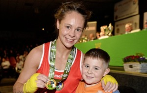 Belfast boxer Carly McNaul gets Ireland call for European Olympic Qualifier in London