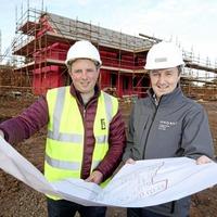 Hagan Homes begins work on £2.7m development in Lisburn