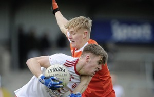 Tyrone skill and strength in depth key to Ulster U20 victory