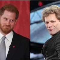 Jon Bon Jovi brands Harry 'the artist formerly known as Prince'