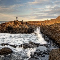 Giants Causeway partially closed due to rock falls