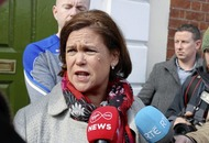 Sinn Fein leader Mary Lou McDonald feeling unwell