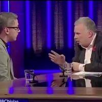 Stephen Nolan apologises for handling of 2014 Irish language-related segment on tv show