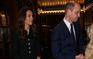 William and Kate attend charity performance of hit musical Dear Evan Hansen