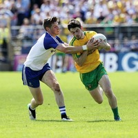 Ryan McHugh putting friendship to the side for 70 minutes as Donegal prepare for Monaghan match