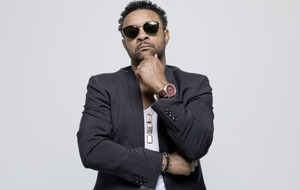 Music star Shaggy prepares for blast off in Ireland – and not just because he loves curry