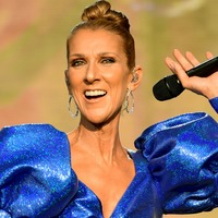 Celine Dion admits singing another star's song while preparing for a show