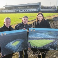 Casement Park will be rebuilt - but can't be down-sized: Antrim captain Declan Lynch