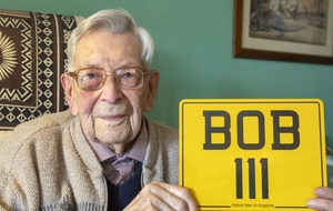 Britain's Bob Weighton becomes oldest man in the world