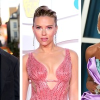 Brad Pitt, Scarlett Johansson and Cynthia Erivo urge US voter registration