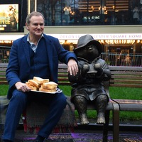 Statues celebrating a century of cinema unveiled in Leicester Square