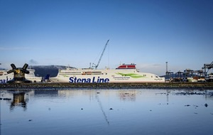 Stena Line to furlough 600 staff and make 150 redundant after large decline in bookings
