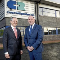 Armagh firm Cross Refrigeration seals £7m Australian export deal
