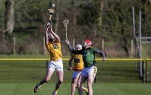 Gerard Walsh: committed to Antrim hurling cause
