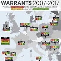 No European Arrest Warrant in Brexit proposals