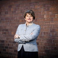 Arlene Foster believes no united Ireland in her lifetime