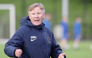 Harry McConkey is the best in the business: Ballinamallard keeper John Connolly