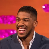 Anthony Joshua tells chef 'grate cheese on my abs' in TV skit