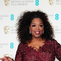 Oprah Winfrey blames 'wrong shoes' following fall on stage
