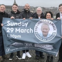Route announced for walk in memory of Martin McGuinness