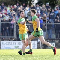 Donegal come on strong to dent Monaghan momentum in Ballyshannon