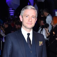 Martin Freeman: Men should not be too hard on themselves over parenting skills
