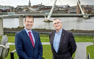 Limerick tech firm sets up new Derry hub in response to Brexit