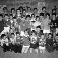 Corpus Christi Boxing Club was formed 50 years ago to take kids off the streets