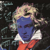 Andy Warhol screenprints of Beethoven to go under the hammer