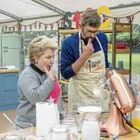 Celebrity Bake Off is back: 'I burnt the cupcakes and the kitchen was a mess'