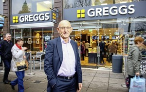 February storms batter Greggs after record year