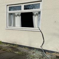 East Belfast pipe bomb attack 'deeply disturbing'