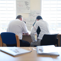 Be a key player in a team that makes a real difference with a career in the Prison Service