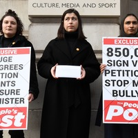 Caroline's Law: Petition signed by 850,000 calls for end to 'media bullying'