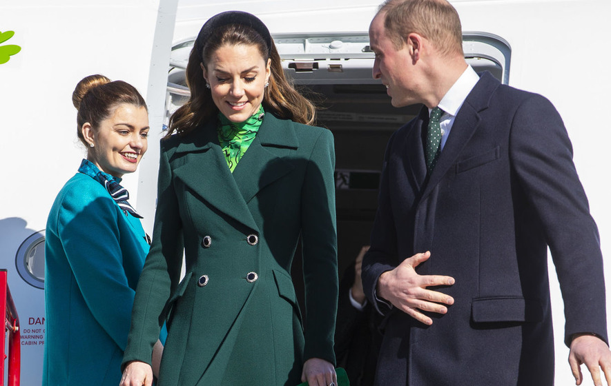 Royal Visit Security Bill Over One Million Euro