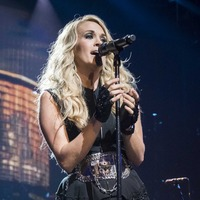 Carrie Underwood reveals her family hid in safe room during Nashville tornado