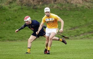 Antrim ace Rooney keen to make step up in National Hurling League