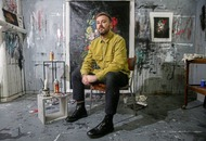 West Belfast artist Ted Pim on making a splash in LA before selling a single painting in Ireland